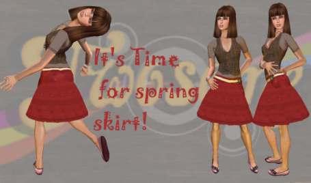 springskirt